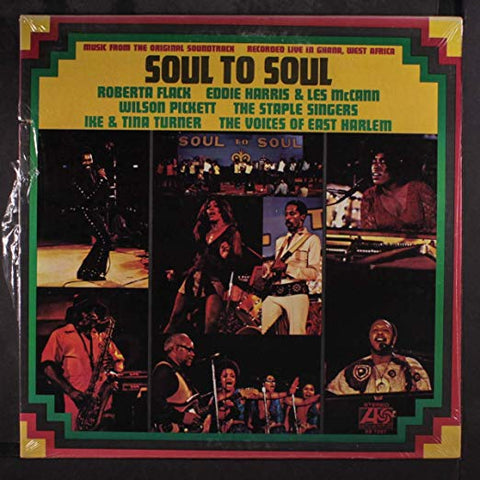Soundtrack - Soul To Soul