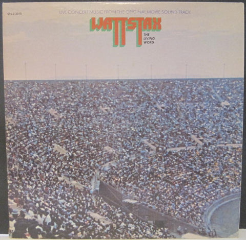 Soundtrack - WATTSTAX The Living Word