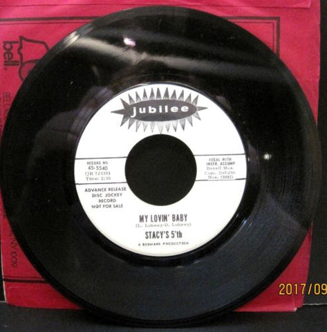 Stacy's 5th - This Thing b/w My Lovin' Baby PROMO