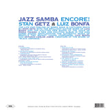 Stan Getz - Encore with Luiz Bonfa - Import 180g LP w/ gatefold