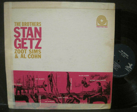 Stan Getz - The Brothers