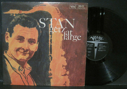 Stan Getz - Stan Getz at Large