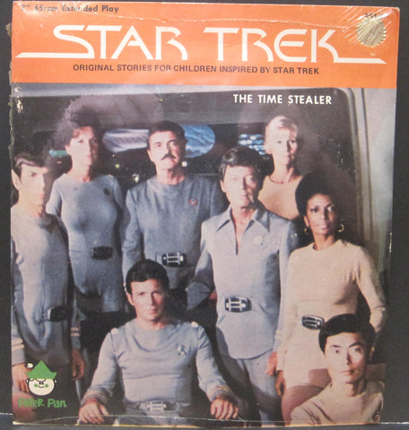 Star Trek - The Time Stealer