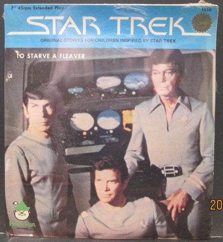 Star Trek - To Starve A Fleaver