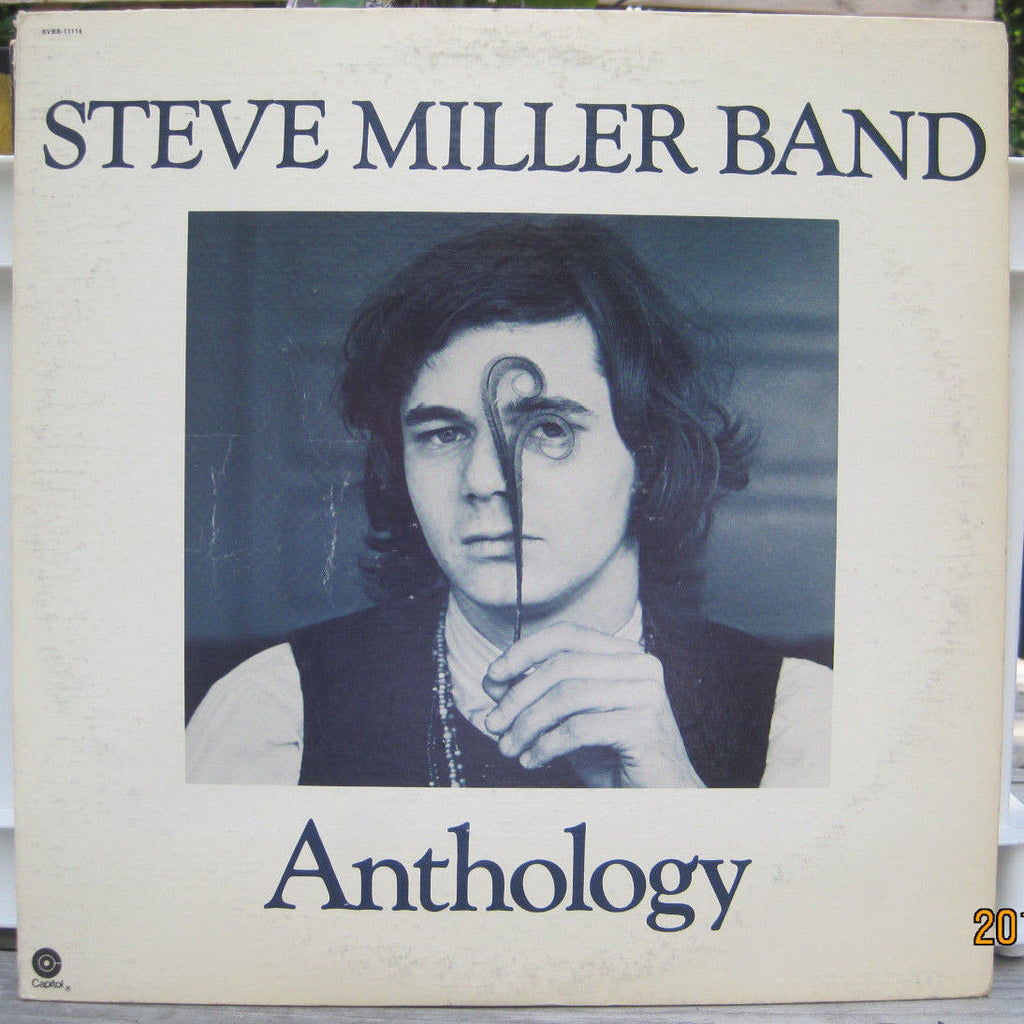 "Steve Miller Band ""Anthology"""