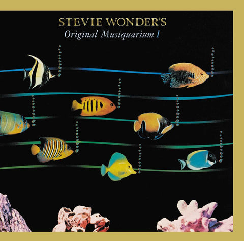 Stevie Wonder - Original Musiquarium 1 -2 LP set 16 Greatest Hits