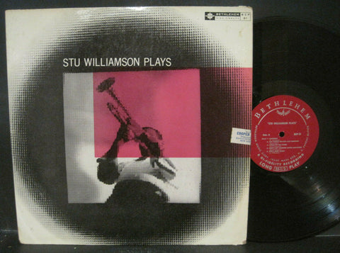 Stu Williamson - Stu Williamson Plays