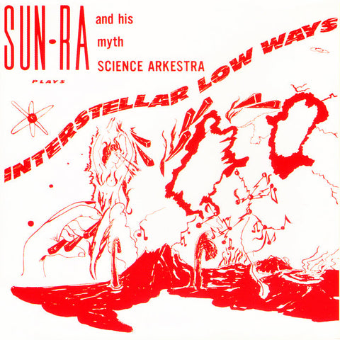 Sun Ra - Interstellar Low-Ways - 180g