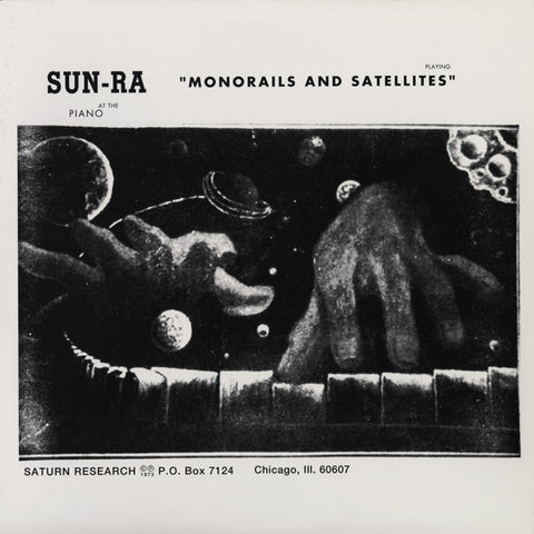 Sun Ra - Monorails and Satellites - 180g