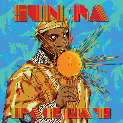 Sun Ra - Spaceways RSD release on Colored Vinyl!