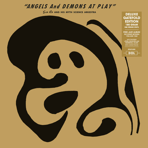 Sun Ra - Angels & Demons at Play - import 180g LP w/ gatafold jacket + 2 bonus tracks