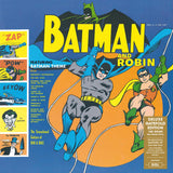 Sun Ra & Blues Project - Batman & Robin - 180g LP w/ exclusive gatefold