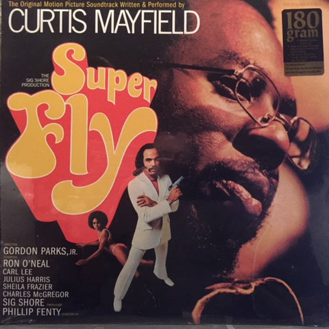 Curtis Mayfield - Super Fly 180g