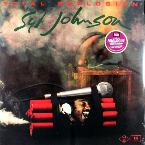Syl Johnson - Total Explosion 180g limited