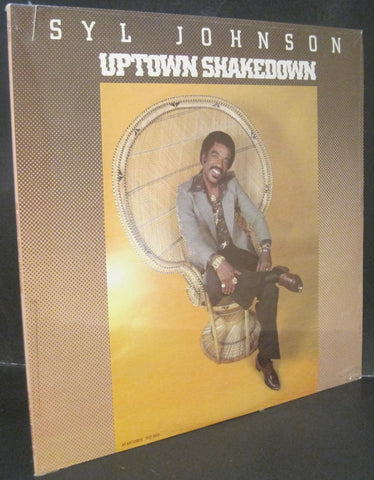 Syl Johnson - Uptown Shakedown (Sealed)