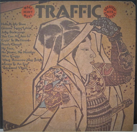 Traffic - More Heavy Traffic / Greatest Hits
