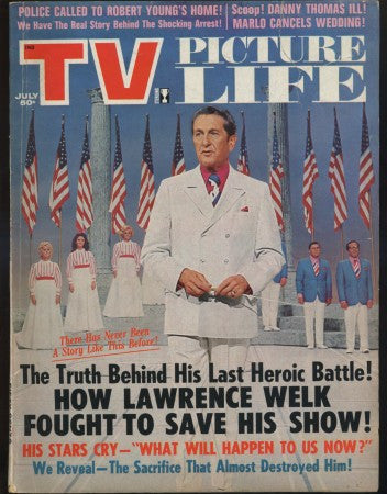 TV Picture Life - July 1971/ Lawrence Welk