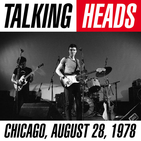 Talking Heads - Chicago, August 28, 1978 - 180g Import SALE