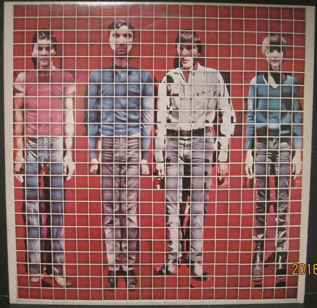 "Talking Heads ""More Songs About Buildings and Food"""