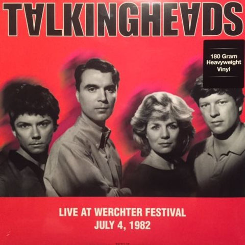 Talking Heads - Live at Werchter Festival 1982 - 180g