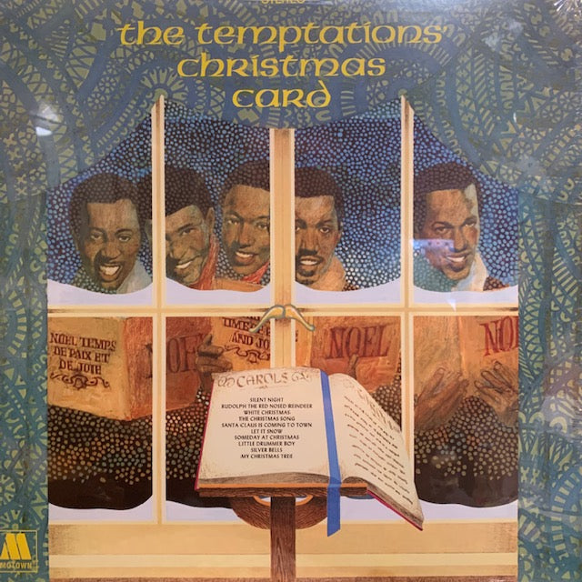 Temptations - Temptations Christmas Card