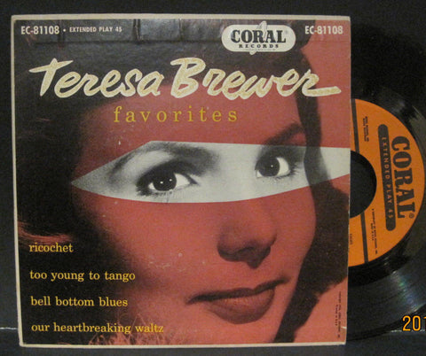 Teresa Brewer - Favorites EP