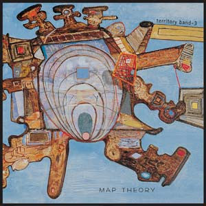 Territory Band 3 - Map Theory 2 cds