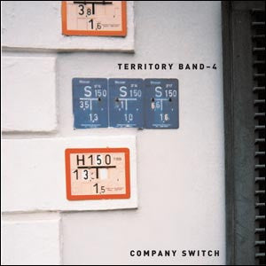 Territory Band 4 - Company Switch 2 CD