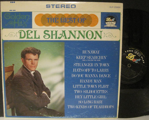 Del Shannon - Golden Hits The Best of Del Shannon
