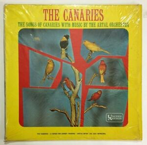 The Canaries - 12 Songs for Canary Training