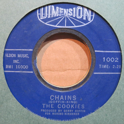 Cookies - Chains b/w Stranger in My Arms