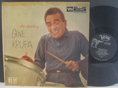 Gene Krupa - The Excitiong Gene Krupa