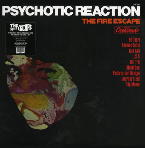 The Fire Escape - Psychotic Reaction - MONO LP