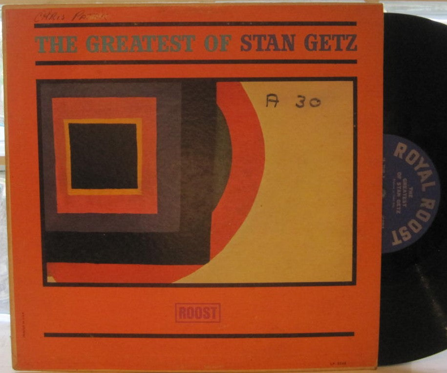 Stan Getz - The Greatest of Stan Getz