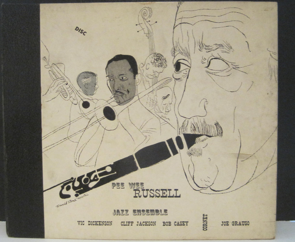 Pee Wee Russell - The Pee Wee Russell Jazz Ensemble