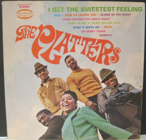 Platters - I Get The Sweetest Feeling
