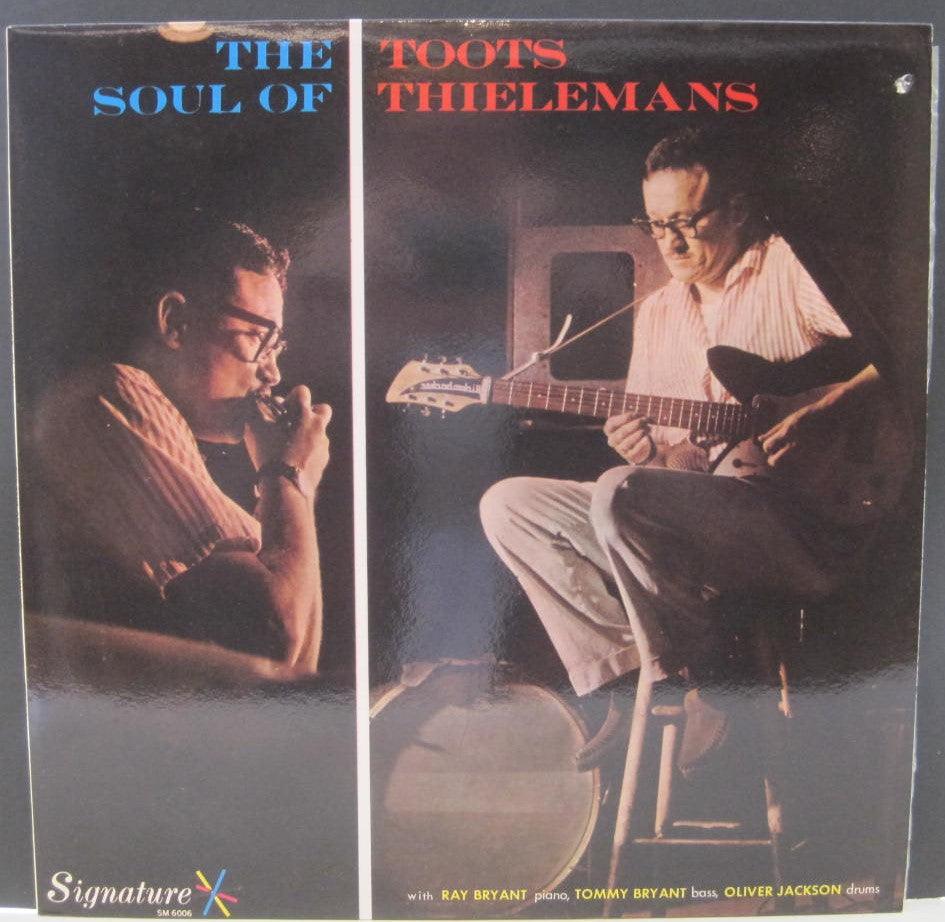 Toots Thielmans - The Soul of Toots Thielemans