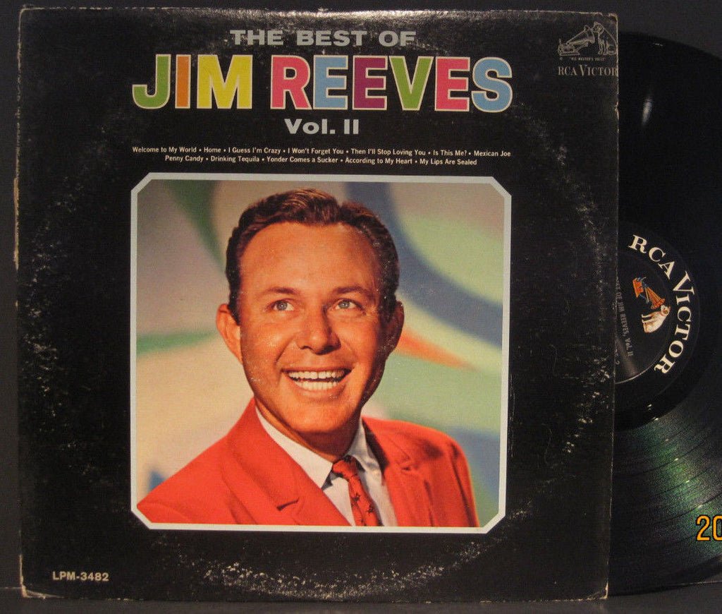 "Jim Reeves ""The Best of Jim Reeves Vol. II"""