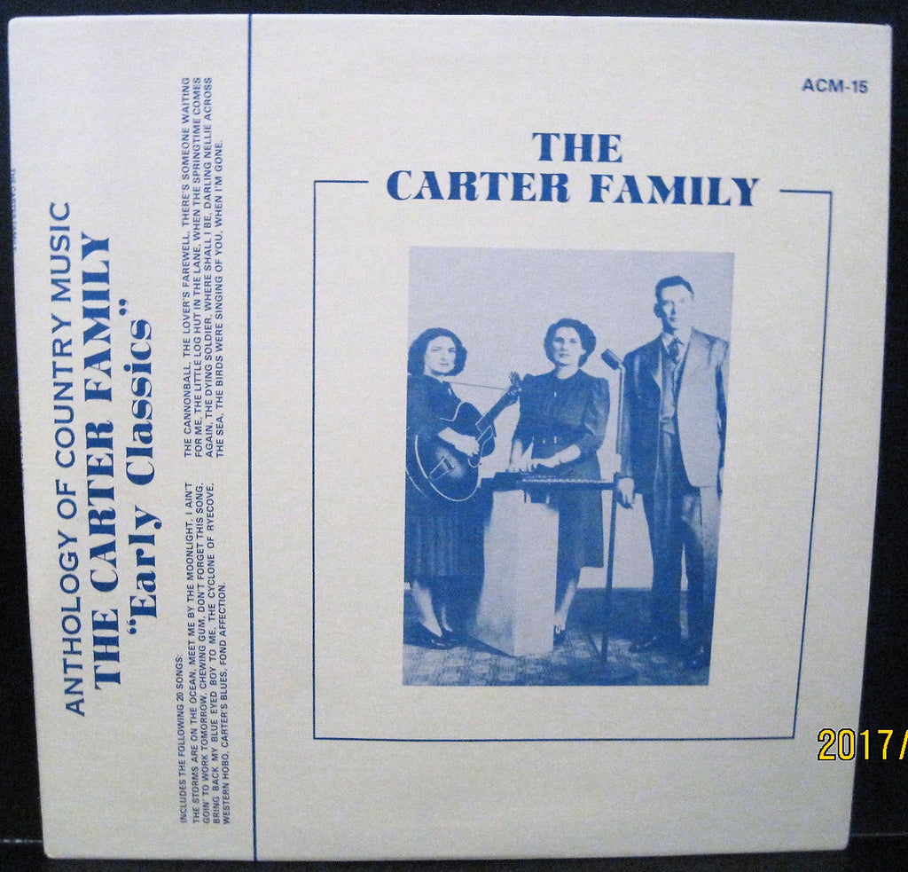 Carter Family - Early Classics