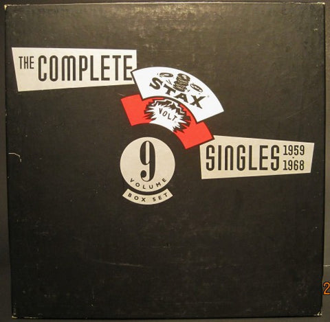 Various - The Complete Stax Singles 1959-1968