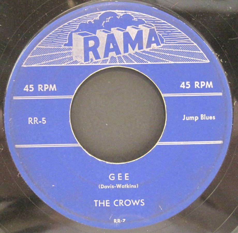 Crows - Gee b/w I Love You So