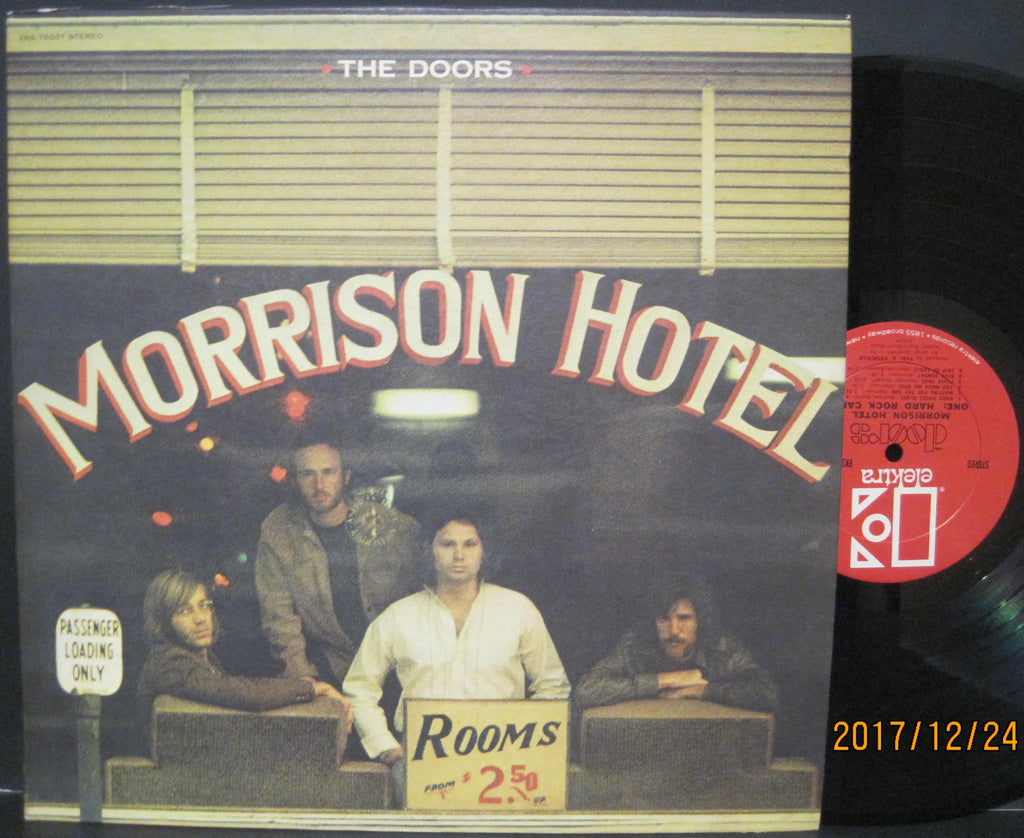 Doors - Morrison Hotel  sc 1 st  Orbit Records & Doors - Morrison Hotel u2013 Orbit Records