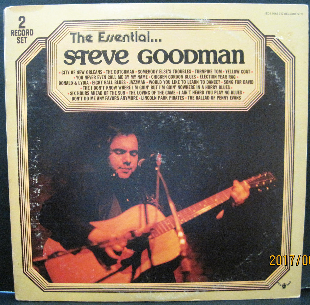 Steve Goodman - The Essential Steve Goodman