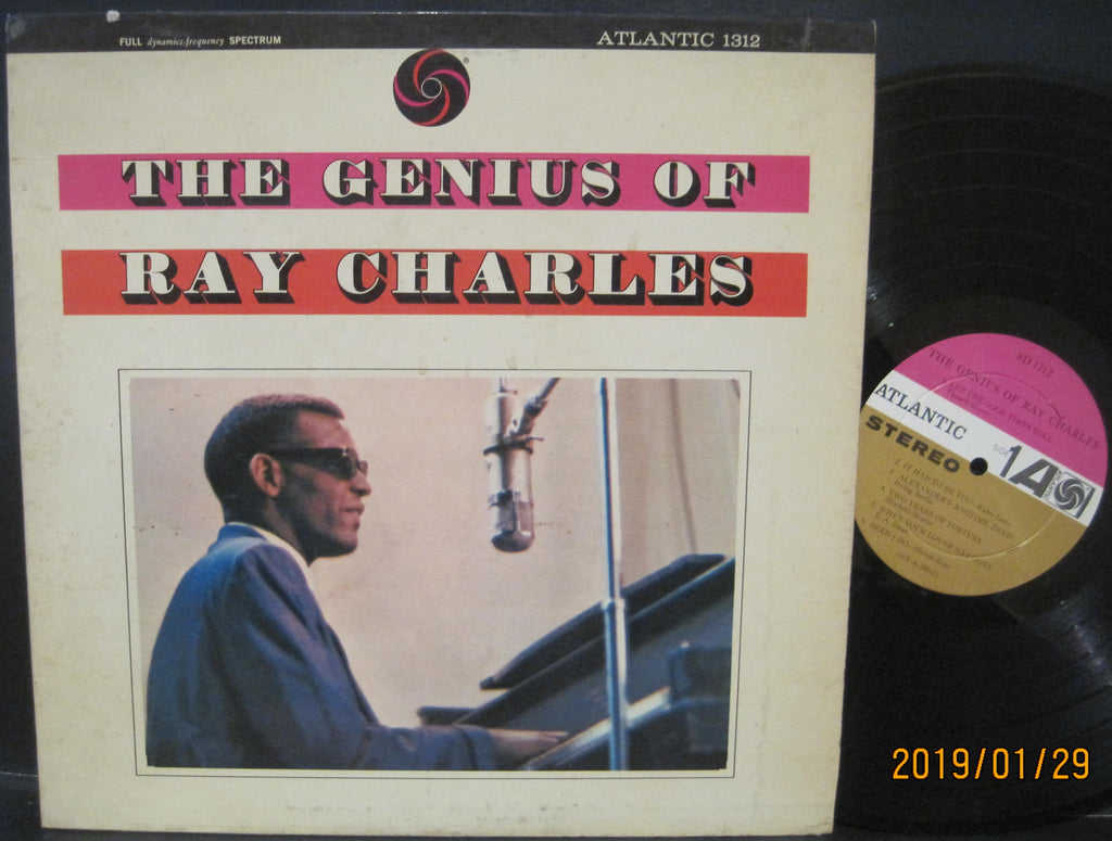 Ray Charles - The Genius of