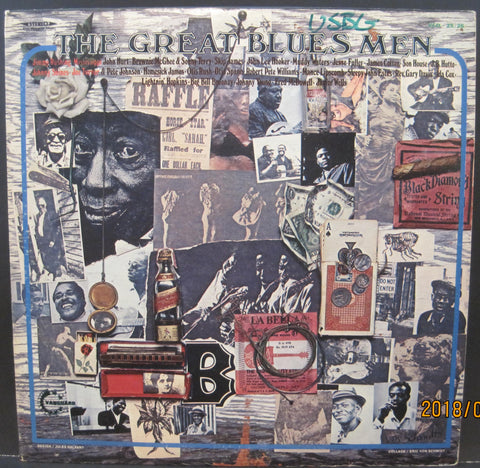 Various Artists - The Great Blues Men