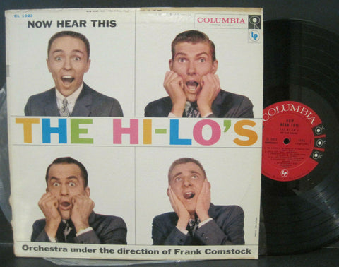 The Hi-Lo's - Now Hear This!