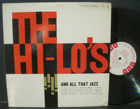 Hi-Lo's And All That Jazz