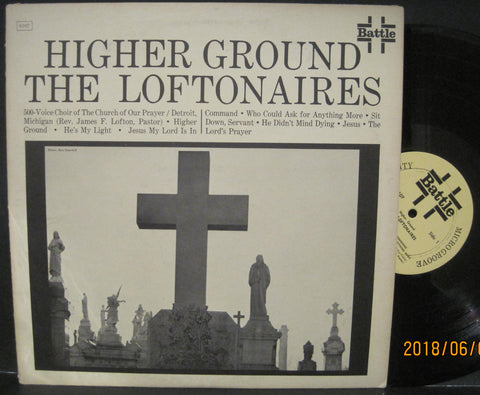 Loftonaires - Higher Ground