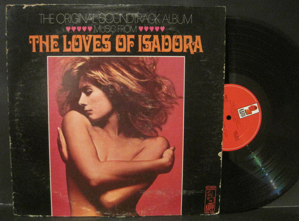The Loves of Isadora - Soundtrack by Maurice Jarre