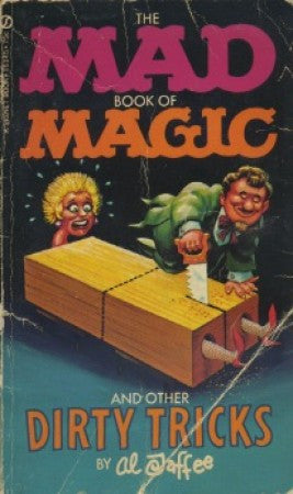 The MAD Book of Magic and Other Dirty Tricks